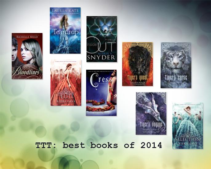 top tien boeken