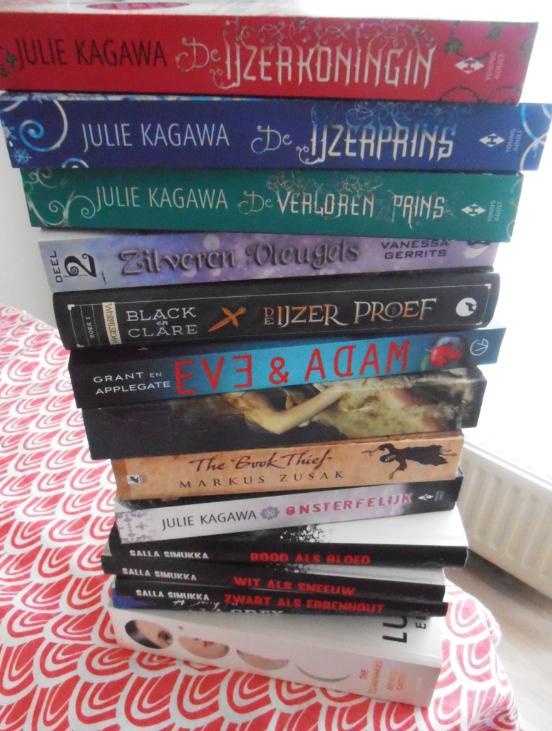 book haul nowdec