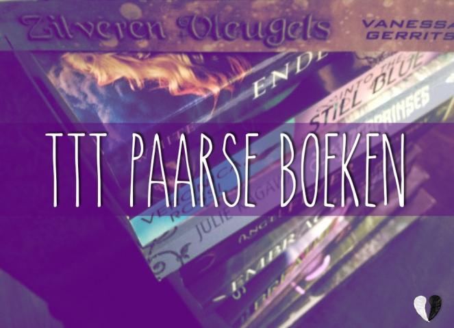 ttt paarse boeken