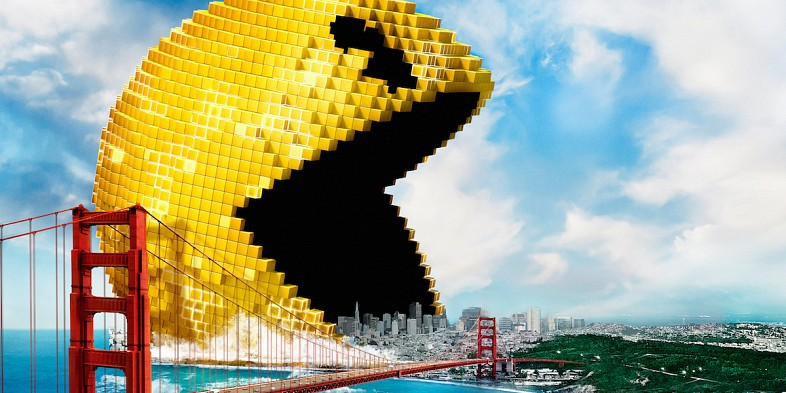 Pixels-Movie-Pac-Man