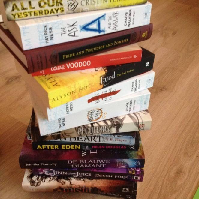 bookhaul september 16